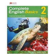 Complete English Basics 2 Student Book 3rd Edition NO DIGITAL