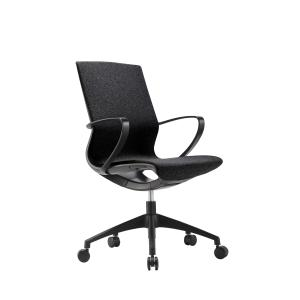 Winc Astute Affinity Mesh Chair Weight Balanced Black