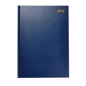 Winc Hardcover Diary - Navy - 2019