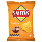 Smiths Chips Crinkle Cut Barbecue 170g