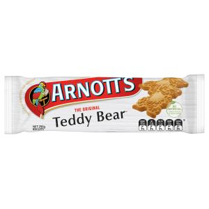 Arnotts Teddy Bear 250g
