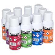 Kimcare Odour Control Assorted Cartridge Refills 54ml Box 10