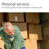 An Industry Guide To The Australian Consumer Law - Personal Services Each