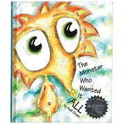 Worrywoo The Monster Who Wanted It All Book
