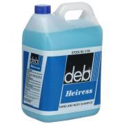 Deb 0190 Heiress Liquid Soap 5Lt Pearlescent Blue