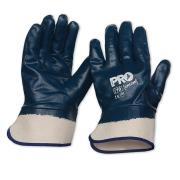 Pro Choice Nbrfbsc Superguard Safety Cuff Nitrile Gloves Pair