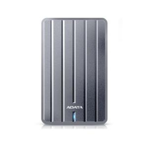 ADATA HC660 1 TB USB 3.0 External Hard Drive - Titanium