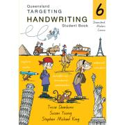 QLD Targeting Handwriting Student Book Year 6