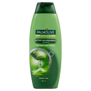 Palmolive 1529658 Naturals Shampoo Active Nourishment 350ml