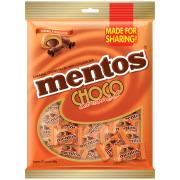 Mentos Choco Caramel Individually Wrapped 420g