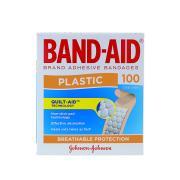 Band Aid J3510 Adhesive Bandages Pack 100
