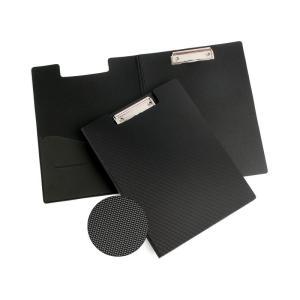 Marbig Enviro Tough  Clipfolder A4 Plastic Black