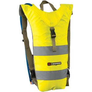 Caribee 63241 Nuke High Visibility Hydration Backpack 3L Yellow