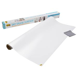 Post-It Dry Erase Surface 1800mm X 1200mm With Cleaning Cloth