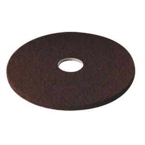 3M 7100 406mm Stripper Pad Brown Case 5