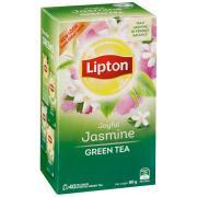 Lipton Jasmine Green Tea Bags Pack 40