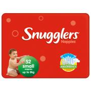 Snugglers Nappy Small 52X4