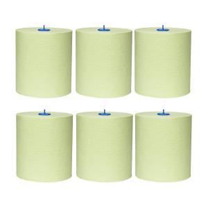 Tork 290076 Matic Green Hand Towel Roll H1 150m Carton 6