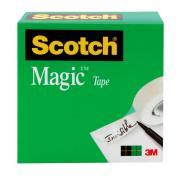 Scotch Magic 810 Tape 25mm x 66m