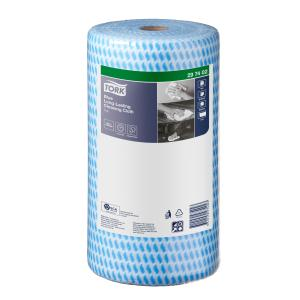 Tork Premium Specialist Cloth Blue Heavy Duty 50X30cm 90/Roll