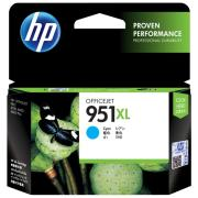 HP 951XL Cyan Ink Cartridge - CN046AA