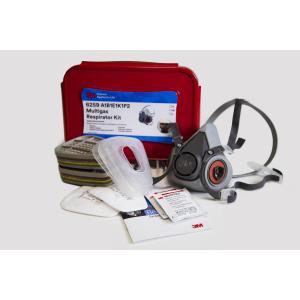 3m Multi-Gas Respirator 6259 A1B1E1K1P2 Kit