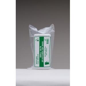 EPI 18 Litre White Degradable Kitchen Tidy Bags Roll 540X450mm