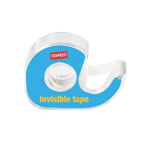 how to open a staples tape dispenser
