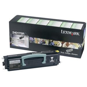 Lexmark 24017SR Black Toner Cartridge