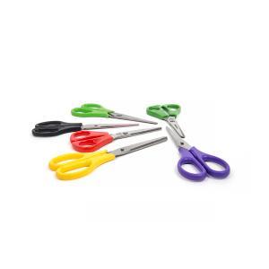 Micador Left Handed 13cm Scissors Green Handle