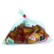 Esselte 37746 Key Tag Kevron Orange Pack 50