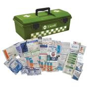 Uneedit First Aid Kit National Class B Portable Hard Case Plastic Each