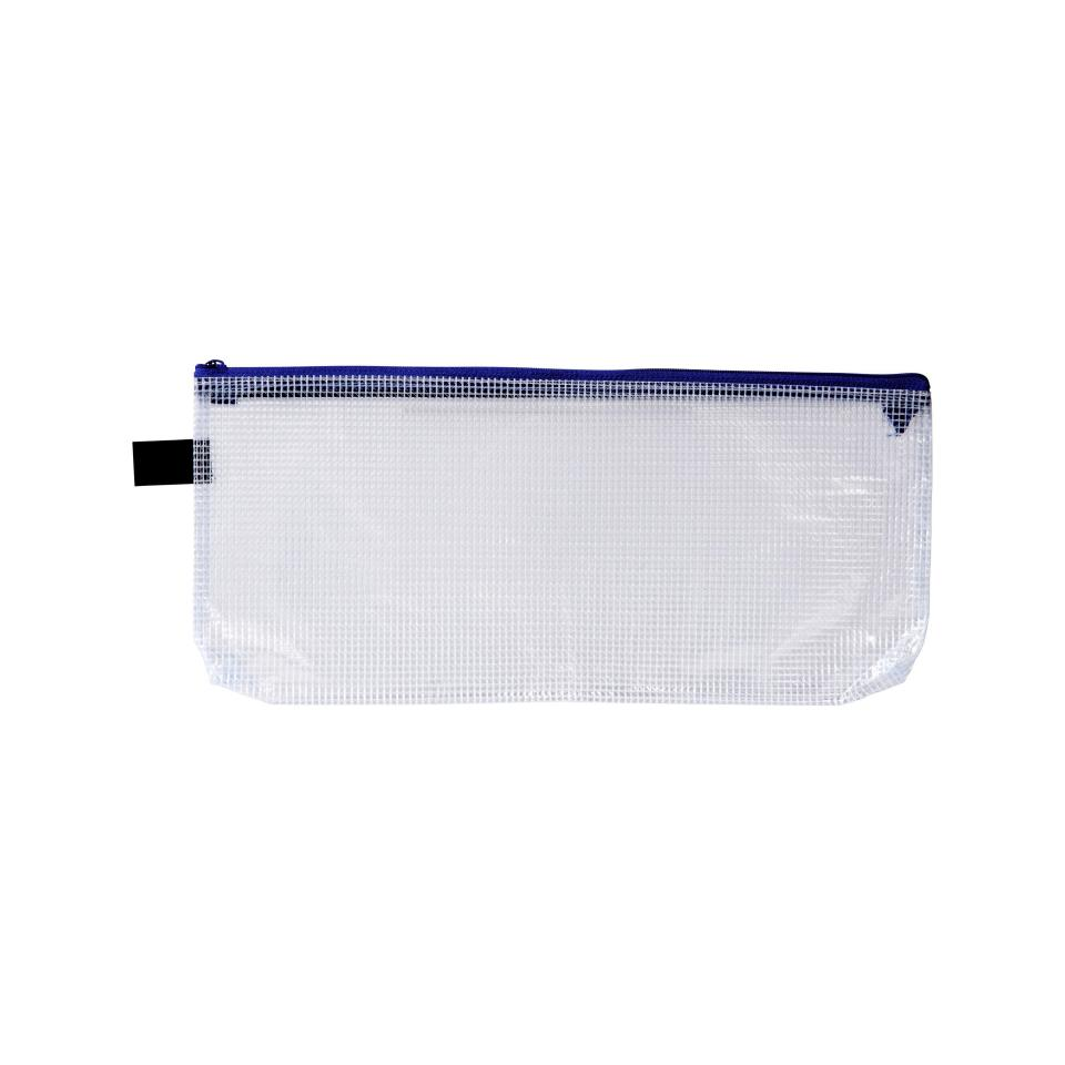 Avery Handy Pouch With Zip 330 x 135mm Blue