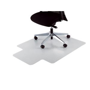 Marbig Chairmat Jastek Low Pile Carpet 1220l x 910wmm Matt