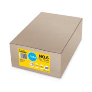 Tudor 115077 Envelopes No.6 Pocket Secure 135X80mm Box 500 Image