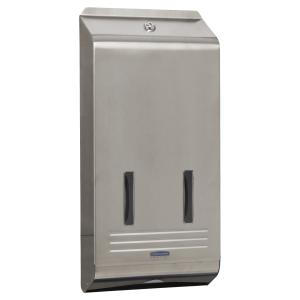 Kimberly Clarke Professional 4950 Optimum Towel Dispenser Lockable Stainless Ste