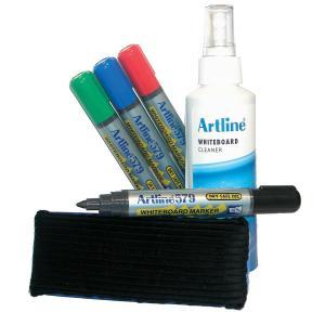 Artline Quartet Whiteboard Starter Kit