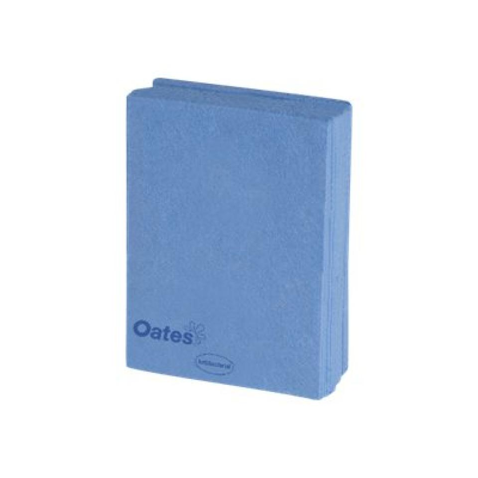 Oates HW-010-B Ind. Wipes 30X40cm Blue Pkt 10