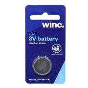 Winc CR2025 3V Premium Lithium Battery Each