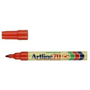 Artline 70 Permanent Marker Bullet 1.5mm Orange