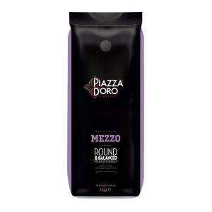 Piazza D'Oro Mezzo Coffee Beans 1kg