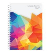 Cumberland 2022 Student Diary Spiral A5 Week to View
