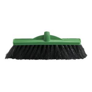 Oates B12160 Broom Head Platform Plastic 350m Green
