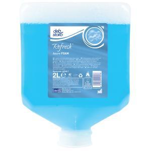 Deb Stoko Refresh Azure Foamwash 2 Litre Cartridge