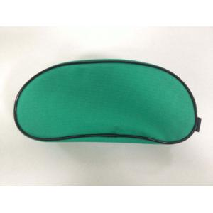 Staples Double Zip Pencil Case Green