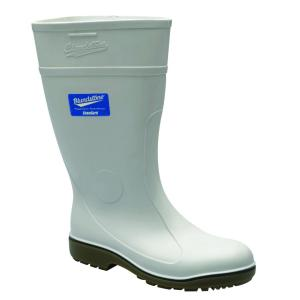 Blundstone White Non-Safety Waterproof Gumboot