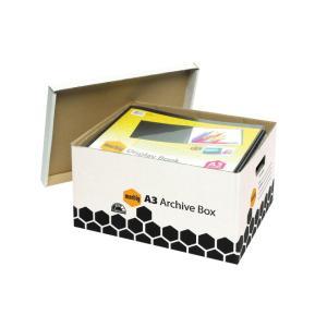 Marbig Archive Box A3 White