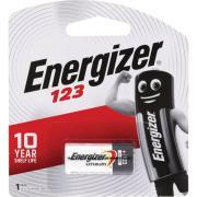 Energizer 123 3V Lithium Battery
