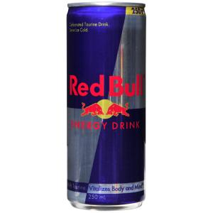 red bull energy drink 250ml carton 24 staples now winc. Black Bedroom Furniture Sets. Home Design Ideas