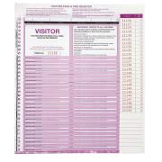 Zions Corporate Visitors Security Format Register